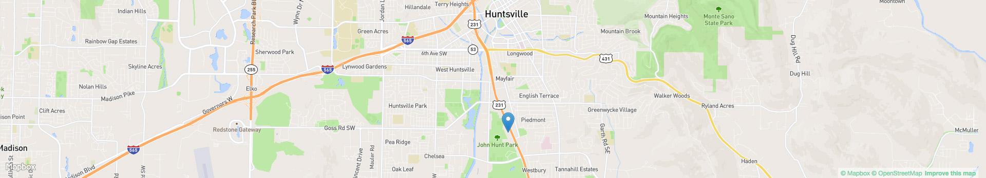 map-huntsville