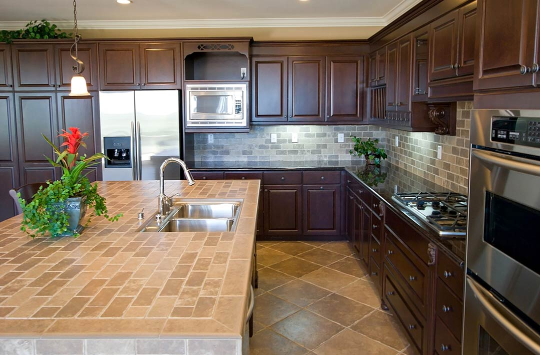 countertop-brick-tile