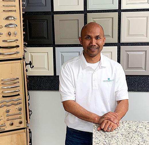 Cabinetry Refinishing Enterprises, Atlanta Owner, Atte Indraputra